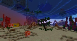 ➤ Creative | Aeva | Plot | UnderWater ! Minecraft Map & Project