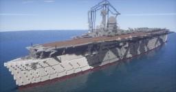 DKM Graf Zeppelin 1:1 Minecraft