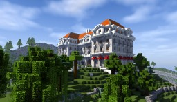 Quartz Hotel Minecraft Map & Project
