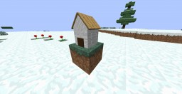 Customizable Tiny Houses in Only One Command Minecraft Blog Post