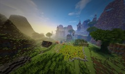 Farveth The Farmer Village Minecraft Map & Project