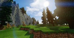Skyrim!!!! This is a Gallery of my World Painter Skyrim Map Minecraft