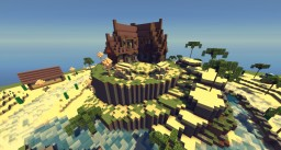 HCF spawn (122 x 122) Minecraft Map & Project