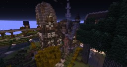 Some finished and unfinished work i built in the past two Years :) Minecraft Map & Project