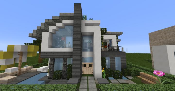 Second Modern House