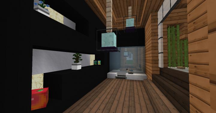 Asian Bathroom Interior 1