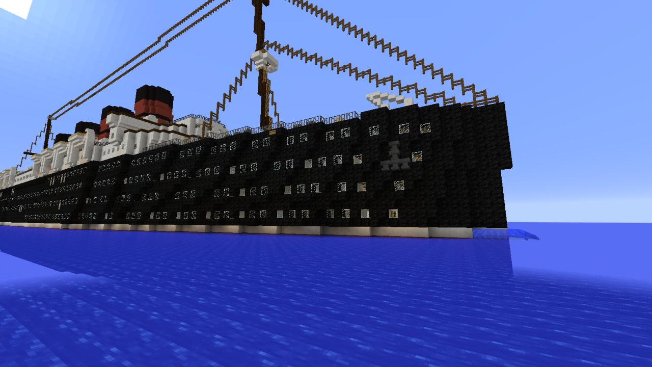 minecraft titanic texture pack download