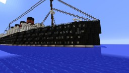 Moving Water Pack for my ships Minecraft