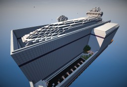 A.R.K. Labs - Docking Station 11 Minecraft Map & Project