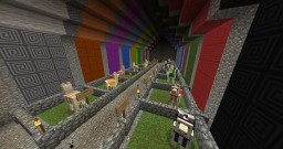 All Llama Carpet Patterns! Minecraft Map & Project