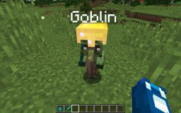 Goblins in one command! Minecraft