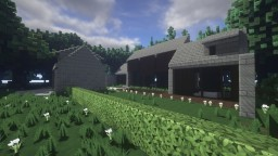 Wok Barn Concept Minecraft Project