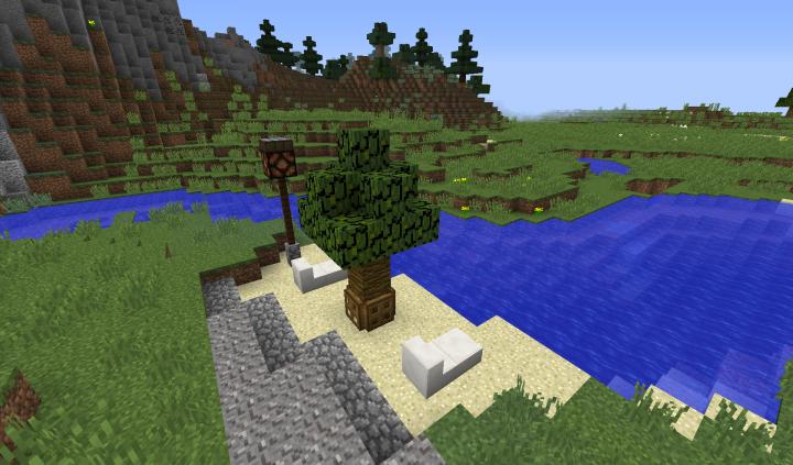 Redsand Mansion Minecraft Project