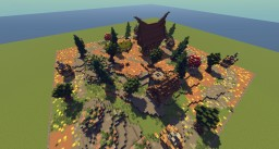 HCF spawn for GotPots #3 Minecraft Map & Project