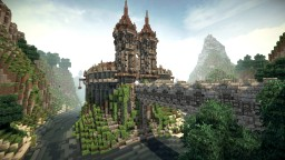 Lonely Towers Minecraft Map & Project