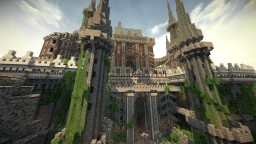 Castle Of Velkaris Minecraft Project