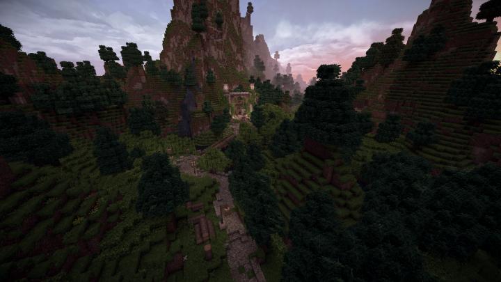 Fully Custom Landscape