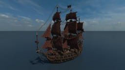 Pirates ship Minecraft Project