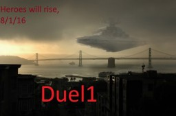Duel1 Minecraft Map & Project