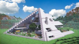 Summit (Creative Modern Pyramid House)