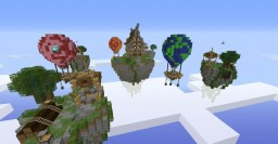 SkyWars map - Balloons | Schematic Minecraft Project
