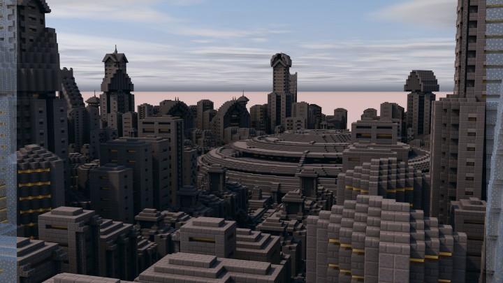 Main city