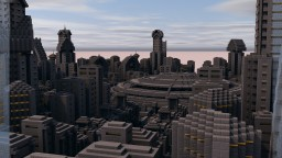 Cloud City, Bespin Minecraft Map & Project
