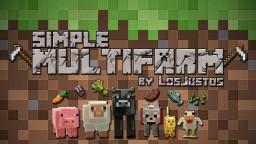 SimpleMultiFarm Minecraft Mod
