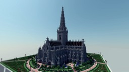 Epic Gothic Server Spawn by PhantasiaWorld Minecraft Map & Project