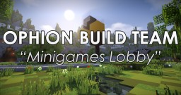Ophion's Minigames Lobby Minecraft Project