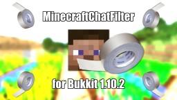 MinecraftChatFilter Minecraft Mod