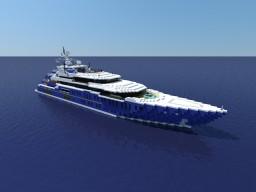 Corine Yacht Minecraft