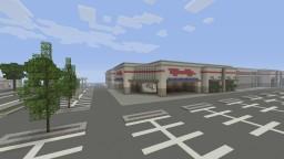 Costco Wholesale Minecraft Map & Project