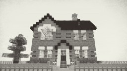 The Centennial Brick House - Residential Build Minecraft Map & Project