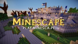 The Legend of Minescape Minecraft Server