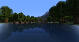 Valley Farms Minecraft Map & Project