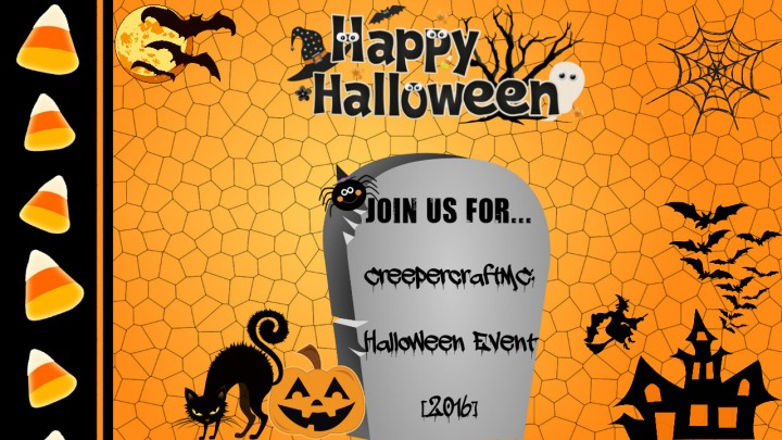 Halloween Event 2016