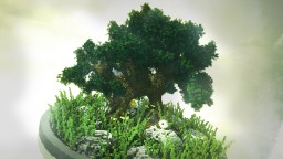 Flora and Fauna - VoxFox Tree Contest Entry Minecraft
