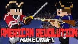The American Revolution Custom Command Minecraft Map & Project