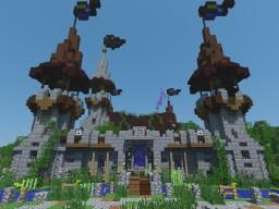 Merced Falls Minecraft Map & Project