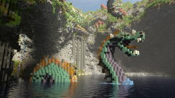 Shadow Kingdom Creative Hub Minecraft Map & Project