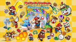 Paper Mario Sticker Star (Recreation) NEW DOWNLOAD OUT 1-1 UPDATE