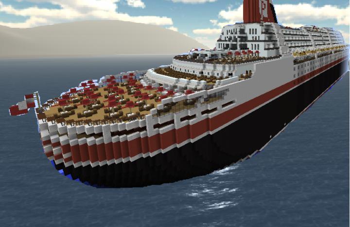 Stern Starboard View