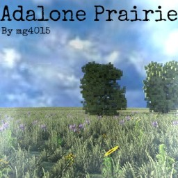 Adalone Prairie Minecraft Project