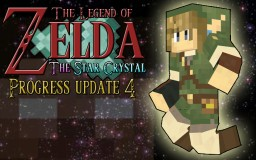 Legend of Zelda: The Star Crystal (Adventure Map 1.11.2) Minecraft Map & Project