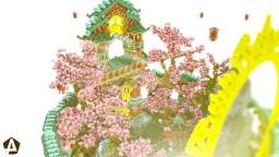 Asian Hub - by: Ku_Wah Minecraft
