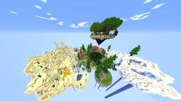 """SkyPvP Map """"NovaSky v2"""" Minecraft Project"""