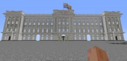 Buckingham Palace Minecraft
