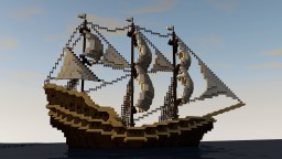 Medieval Cargo Ship by: AZ60. Minecraft Project