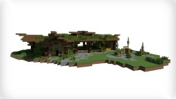 Fantasy Stable Minecraft Project